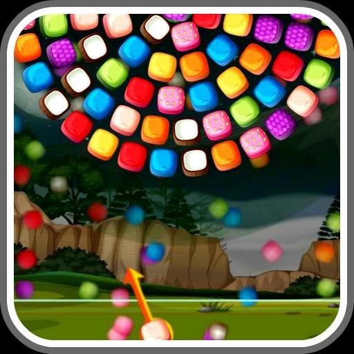 bubble shooter candy wheel